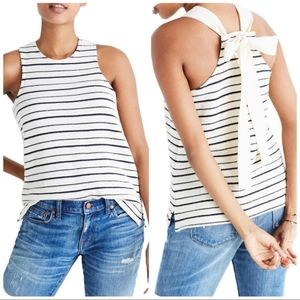 Madewell Size L Camille Tank Top Size Large